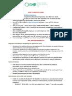 Nmc Guidelines