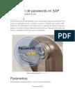 La Gestión de Passwords en SAP
