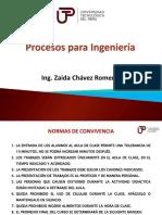 Procesos Para Ingenieria - Semana 1 (Unidad 1)