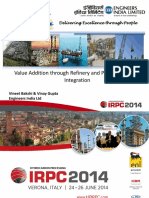 138 Download Value Addition Through Refinery Petrochemical