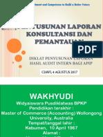 PLH Konsultansi Dan Pemantauan
