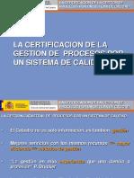 Espana Certificado Ripolles