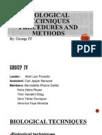 Biological Techniques Procedures and Methods.asceptic Technique1
