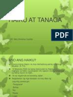 187539529-Haiku-at-Tanaga.pptx