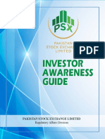 Investor Awareness Guide - English Version