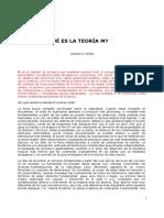 Que es la teoria M - Carmen Nunez.pdf