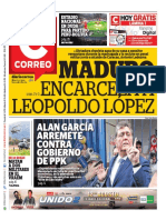 Correo 2 de Agosto 2017 - Correo