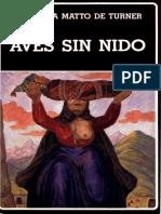 Aves sin nido - Clorinda Matto de Turner.pdf