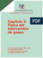 Capítulo 2 - Física Del Intercambio de Gases