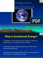 Geothermal Power Plant 5747807