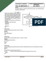 Practica - Estructura de Repeticion 2017 - i