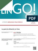 Manual Citroen Berlingo