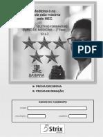 Prova Bahiana Medicina Prosef 2016-2-2afase 20161202174845