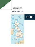 History of England Guia 1