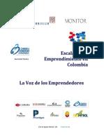 Escalando El Emprendimiento en CCLa Voz de Los Emprendedores