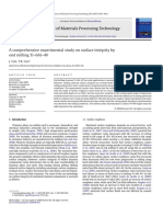 A comprehensive experimental study on surface integrity by end milling Ti–6Al–4V.pdf