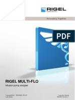 Rigel Multi Flo Manual v2.7