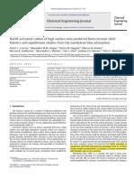 Cara Kerja Chemical Engineering Journal Volume 174 issue 1 2011 [doi 10.1016_j.cej.2011.08.058] André L. Cazetta; Alexandro M.M.