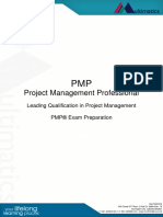 Project Management Professional Syllabus.pdf - Multimatics 1