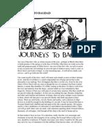 Journeys to Bagdad