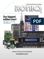 Altronics 2017-18 Electronics Catalogue