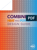 Combined Heat and Power Design Guide