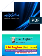 S.M.ASGHAR (PVT) LIMITED - One Of The Largest Custom Brokerage Houses In Pakistan