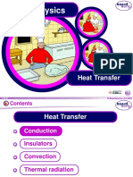 KS4 Energy - Heat Transfer
