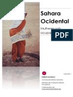 Sahara Ocidental – Mulheres sob ocupação