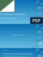 Hazardous Material Treatment in SAP WM