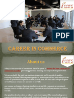 Career in Commerce NILAYA ICATS