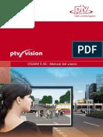 VISSIM 5.40 - Manual Del Usario