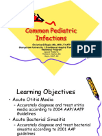 Common Pediatric Infections Dr.samed