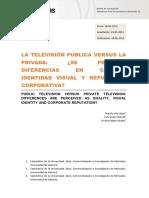 La televisión pública versus la privada