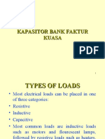 Kapasitor Bank Faktor Kuasa