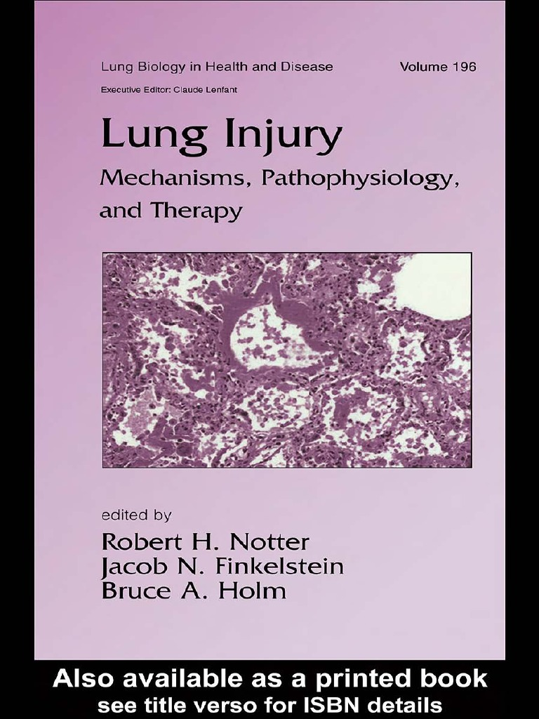 Lung injuri ebookpdf t helper cell inflammation fandeluxe Image collections