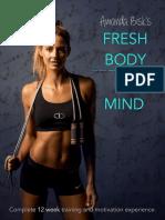 Fresh Body Fit Mind