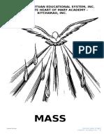 Mass of the Holy Spirit 2014