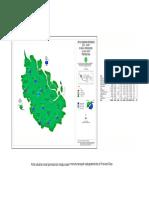 Peta Sebaran Perkebunan Kelapa Sawit Propinsi Riau