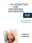 Provisional Restoration