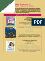 Libros Recomendados Primer Ciclo Primaria 1