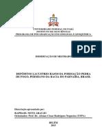 Mestrado Raphael Araújo