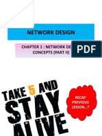 Chapter 1 Part 2 network design