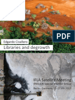 Libraries and degrowth (pres)