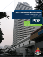 Dbkl Carbon Management Plan 2017 2022