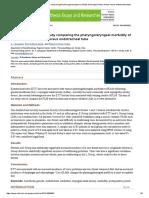 A randomized control study comparing the pharyngolaryngeal morbidity of laryngeal mask airway versus endotracheal tube.pdf