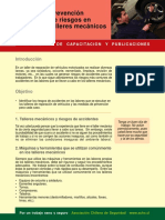 Prevencic3b3n de Riesgos en Talleres Mecc3a1nicos