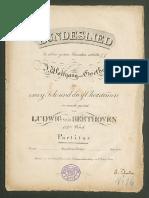Beethoven Bundeslied