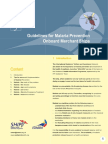 Guidelines for Malaria
