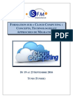 Formation Cloud Computing_Septembre 2016